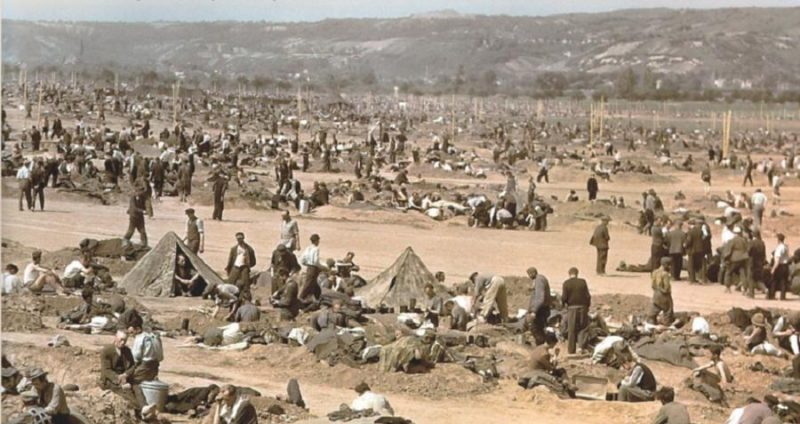 Millions Of Germans Killed After World War Ii
