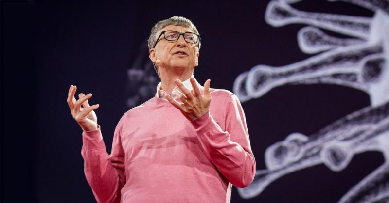 Did Bill Gates Just Reveal The Reason Behind The Lock Downs?