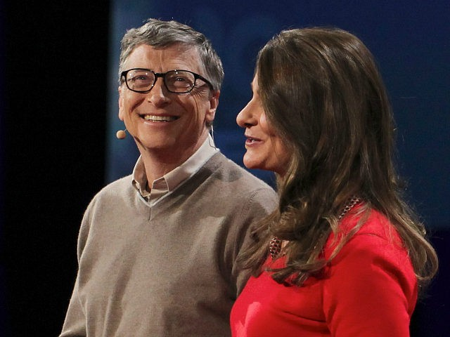 Happy Holding Hands — Bill & Melinda Gates Give it Away Now Their TED2014 Interview with Chris Anderson
