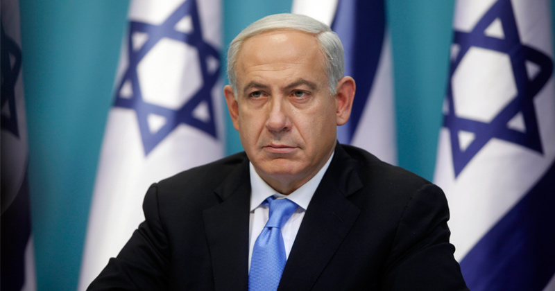 It's Official! Benjamin Netanyahu Proposes Mark of The Beast, Calls For All Children To Be Microchipped First