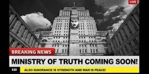 In '1984', Orwell Was Describing the Repressive Tactics and Propaganda of the British Empire, Not the USSR