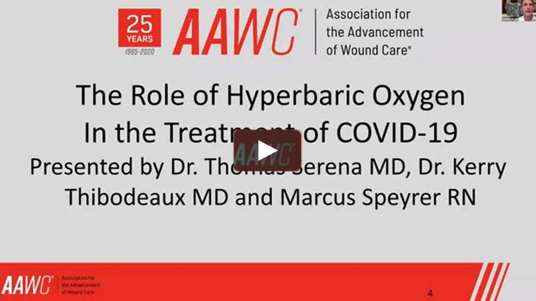 hyperbaric oxygen therapy for covid 19