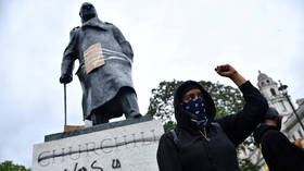 Churchill next? Tearing down of British slave trader statue prompts wave of suggestions for further destruction