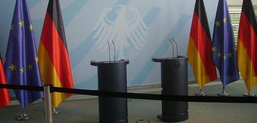 EU podiums