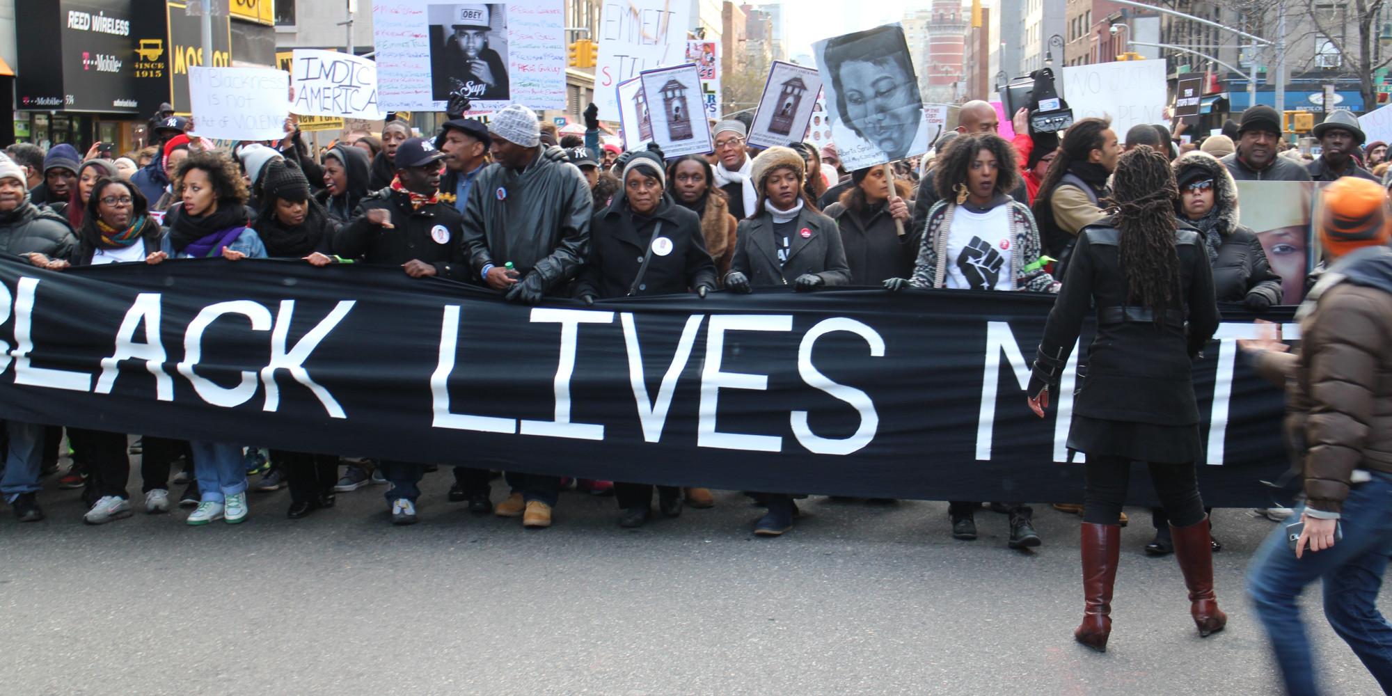 """Image: BLM co-founder admits they're """"trained Marxists"""" who want Trump out of office"""