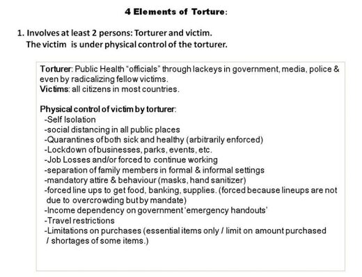 elements of torture 1