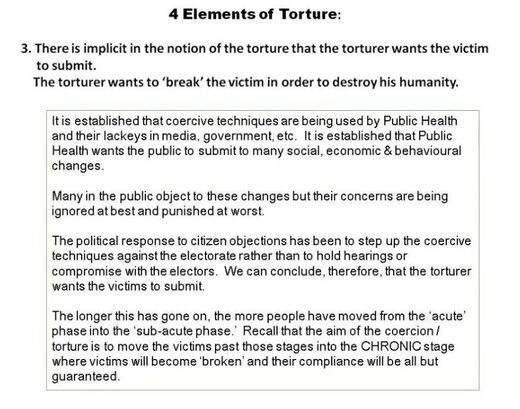 elements of torture 3