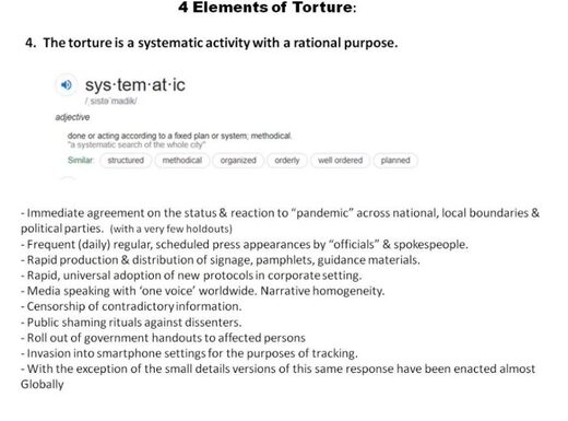 elements of torture 4