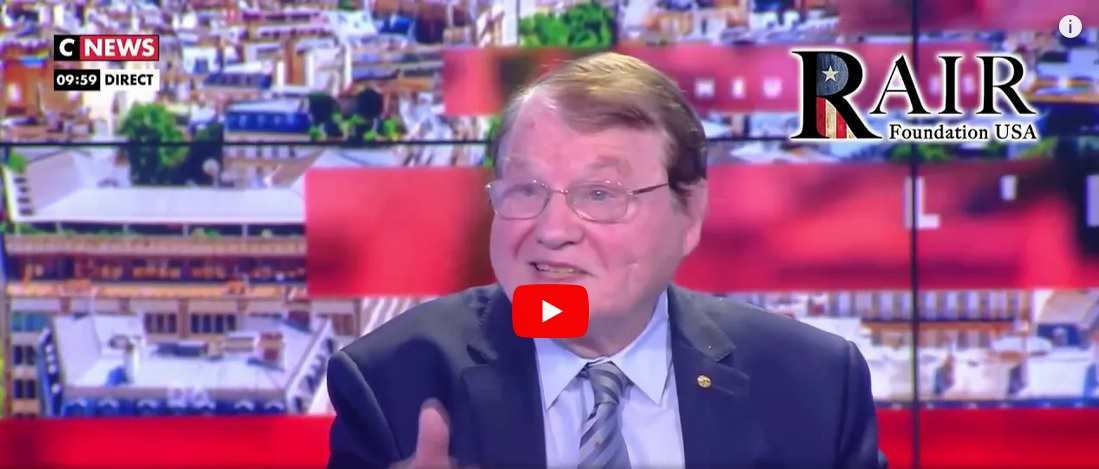 Luc Montagnier: COVID-19 comes from a laboratory in Wuhan