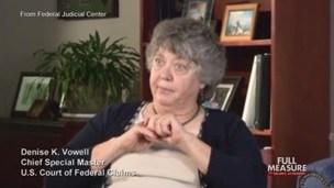 Denise Vowell - Vaccine Court