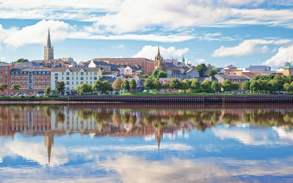 Postcard From Derry