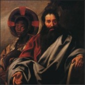 Moses & Zippora