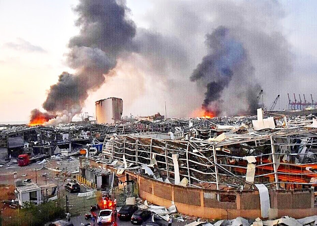 Beirut Explosion – False Flag