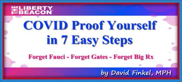Covid Proof Your Immunity in 7 Easy Steps…