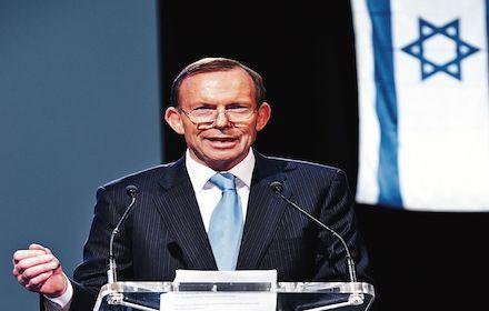 Israel stooge Tony Abbott