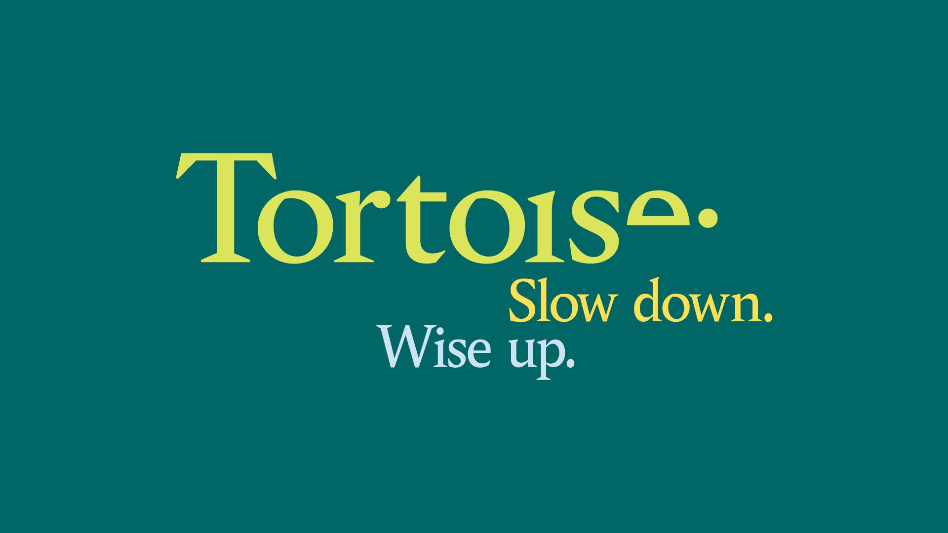 Home - Tortoise