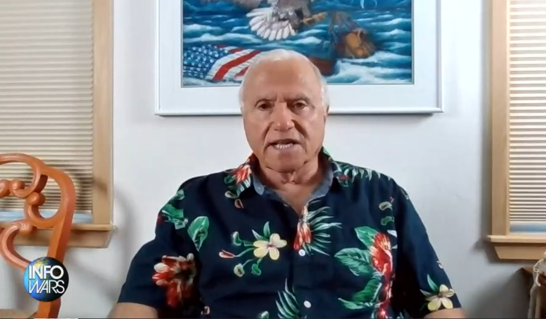 """Image: BREAKING: Intelligence expert Steve Pieczenik claims 2020 election was a """"sophisticated sting operation"""" that has trapped the Democrats in the most massive criminal election fraud in history… details"""