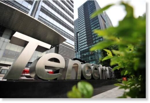 Chinese tech giant Tencent