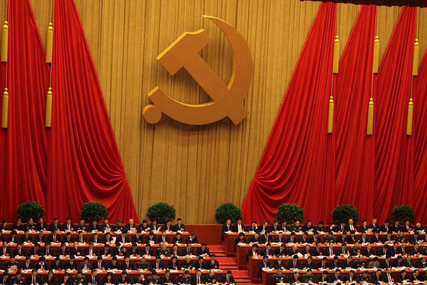 Image: China is successfully targeting US members of Congress with communist influence campaigns, warns DNI Ratcliffe