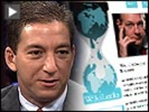 Glenn Greenwald on the Assange Extradition Ruling, the Jailing of Bradley Manning, and the Campaign to Target WikiLeaks Supporters | Democracy Now!