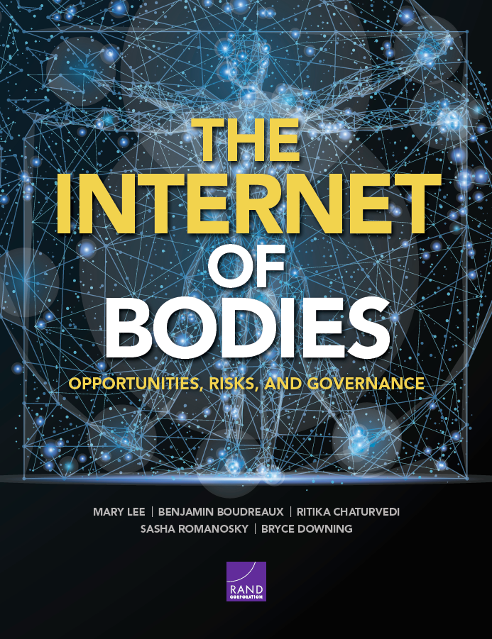 The Internet of Bodies Report by RAND Corporation
