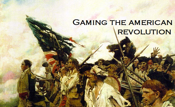 Gaming the American Revolution – Ranking the Games We Have Played – 2020 Edition – The Players' Aid